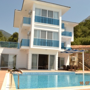 Orka Royal Hills Villa