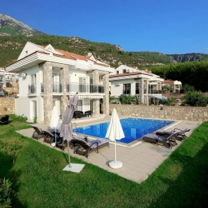 Orka Golden Heights Villa